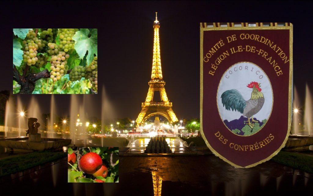 Comité de Coordination Ile de France des Confréries
